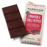 Fair Trade Chocolate & Snacks | Oxfam Shop Australia -Cinnamon & Chilli Pepper - $6.95. Available from http://www.oxfamshop.org.au/foodanddrink/chocolate #oxfam #fairtrade #chocolate #snacks