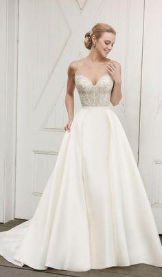 Wedding Dress Inspiration - Martina Liana
