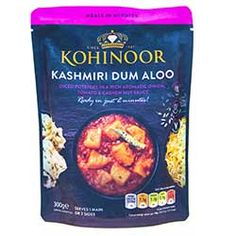 Buy Kashmiri Dum Aloo online from Spices of India - The UK's leading Indian Grocer. Free delivery on Kashmiri Dum Aloo - Kohinoor (conditions apply). Tesco Groceries, Diced Potatoes, Curry Paste, Other Recipes, Onion, Conditioner, Spices, How To Apply, Vegan Products