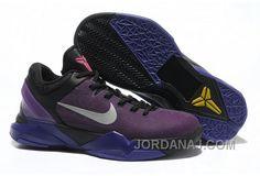 http://www.jordanaj.com/nike-zoom-kobe-bryant-7-generations-black-purple-nzh0573.html NIKE ZOOM KOBE BRYANT 7 GENERATIONS BLACK PURPLE NZH0573 AUTHENTIC Only $88.00 , Free Shipping!