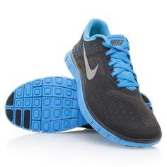 Nike Free 4.0 V2 - Mens Running Shoes