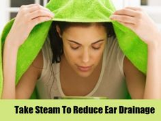 5 Natural Ways To Cure Ear Drainage