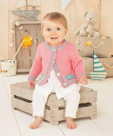 Paras vauvan nuttu on pehmeä – katso 4 kivaa ohjetta! Baby Winter, Kids Rugs, Dots, Baby Knitting, Knitting And Crocheting, Kid Friendly Rugs, Nursery Rugs