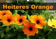 Heiteres Orange - CALVENDO