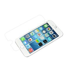 $5.00 (USE CODE  730DEAL) OFFER ENDS TOMORROW! Reiko 0.5mm Tempered Glass Screen Protector for Apple iPhone 6 4.7inch