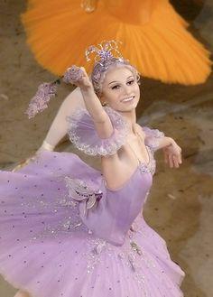 Oksana Skorik ~ Lilac Fairy in  Sleeping Beauty, Mariinsky theatre