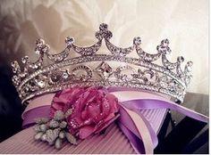Cristalinos del Rhinestone coronas novia accesorios para el cabello tiaras de la boda venta pageant crowns head adornos joyería cabello