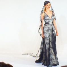 Claire Pettibone Romantique 'Virginia' - Fashion Show at Bridal Market | Photo: Charleston Weddings