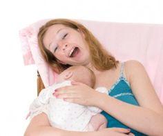 ¡Qué sueño! La caótica rutina del recién nacido