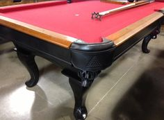 Pool table- Patch is normally found playing pool in Bo's Arcade. He is a professional at it.