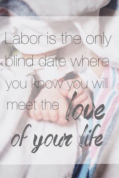 """""""Labor is the only blind date where you know you will meet the love of your life.-For Maternity Inspiration, Shop here >> http://www.seraphine.com/us- 