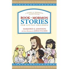 Even your youngest readers will love these scripture stories! From Anna to Zahara, you'll meet new friends and see your favorite Book of Mormon heroes in a whole new light. And with scripture passages, activities, and fun facts to go along with each...
