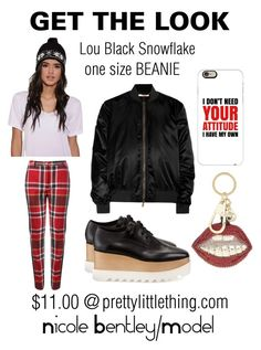 """""""GET THE LOOK: The Hat Edition"""" by mandimwpink ❤ liked on Polyvore featuring Vivienne Westwood Red Label, Givenchy, STELLA McCARTNEY, Gucci, Casetify, GetTheLook and hatedition"""
