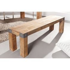 Home Gadgets, Outdoor Furniture, Outdoor Decor, Dining Bench, Designer, Entryway, Rustic, Home Decor, Projects