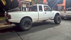 My Ford Ranger Prerunner