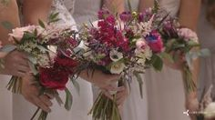 Locally grown, in-season flowers, arrangements with a wild, organic feel and muted color palettes are expected to be popular again for spring and summer weddings in 2017.