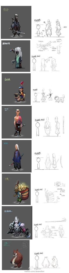 408 best Cartoon & Comic Character Design images on Pinterest in ...