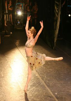 Michele Wiles in Sylvia. Photo by Rosalie O'Connor