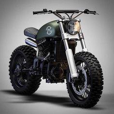 Honda Cb550 Scrambler by Ziggy Motorcycles. by gracie
