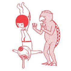 Nosestand | Kimiaki Yaegashi