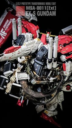 www.pointnet.com.hk - 模型作品 MG 1/100 EX-S Gundam