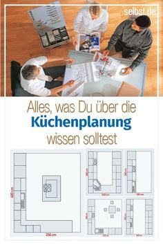 Planning and building the kitchen self.de - Whether buying a kitchen or remodeling: We explain what you have to pay attention to when planning - Metal Bunk Beds, Industrial Style Kitchen, Industrial Living, Cultural Architecture, Sustainable Architecture, Küchen Design, House Design, Paint Your House, Modern Kitchens