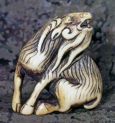 Goat- ivory, Tomotada