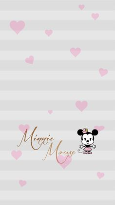 Minnie Mouse Wallpaper  tjn