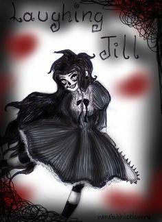laughing jill by NENEBUBBLEELOVER on DeviantArt