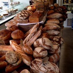 Bread at Gails