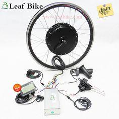 Convert your original bike to e-bike with leaf 24 inch front hub motor electric bike conversion kit – Leaf Bike E Bike Kit, Chopper, Save Energy, Bicycles, Conversation, Living Room, Choppers, Living Rooms, Bike