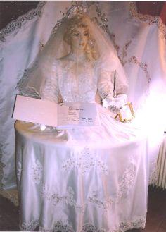 livre d'or des mariés