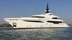 First Bilgin 156 superyacht launched in Turkey
