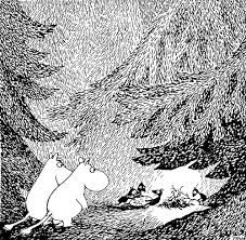 Image result for moomin illustration