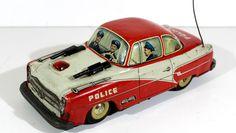 PN NIEDERMEIER FORD POLICE CAR FRICTION VTG TIN W.GERMANY,GAMA,SCHUCO,JNF,ARNOLD | Toys & Hobbies, Electronic, Battery & Wind-Up, Friction | eBay!