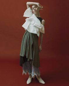 @/mathimos shot by @/marco_vignati on sickymag.com Fashion @/ireneuccelli Hair & Make-Up @/alice_taglietti_makeup
