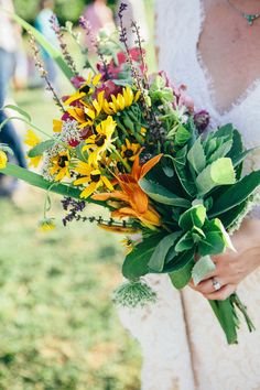 Sometimes there's nothing better than simplicity and this couple, who met during photography school embraced just that for their big day. With wildflowers in mason jars and a homemade ketubah made from ribbon, their love too center stage. Captured through the lens of I Love You Too Weddings, every detail of this intimate wedding is a cannot miss […]