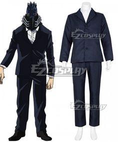 4a21954f25d My Hero Academia Boku No Hero Akademia All For One Cosplay Costume  Boku
