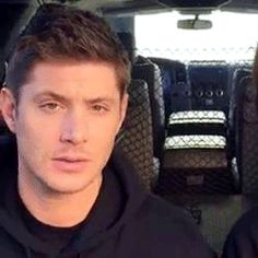 "Miss Whizzy's Blog O' Pretty Things — itsokaysammy:     Jared & Jensen ""Family Has Your..."