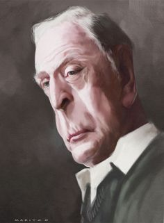 Michael Caine | Andries Maritz