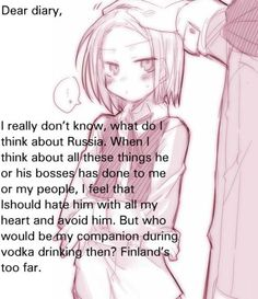 This is how I see their relation Poland Hetalia, Hetalia Headcanons, Diary Entry, Hetalia Characters, Normal Person, No Way Out, People Dancing, Rise Of The Guardians, Laughing And Crying