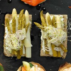 Rezepte | Migusto Fingerfood Party, Parmesan, Dairy, Cheese, Ethnic Recipes, Sprouts, Asparagus, Food Food, Recipes