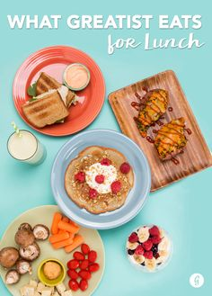 Spring has sprung check out these healthy spring inspired recipes food and drink forumfinder Choice Image