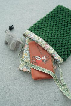 repin - crochet purse