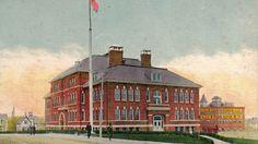 Hosea Knowlton School, County St. between Cedar Grove and Coggeshall