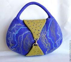 Купить Сумка Виолетта. - тёмно-фиолетовый, сумка, сумка женская, сумка ручной работы
