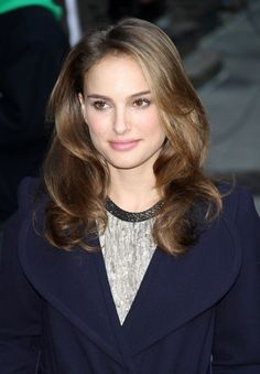 Natalie Portman~beautiful woman & wonderful actress