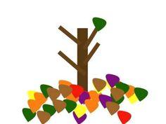 Hojas, hojas - Leaves, leaves