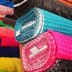 Un petit détail du magasin de Montpellier #colorful #tissuaumetre #tissutendance #coutureaddict #welovesewing