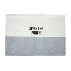 kate spade new york Spike the Punch Placemat